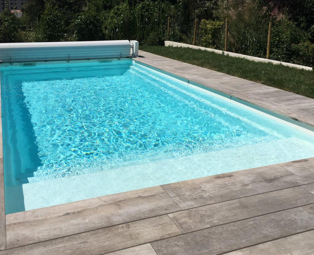Construction d'une piscine à Villard Bonnot