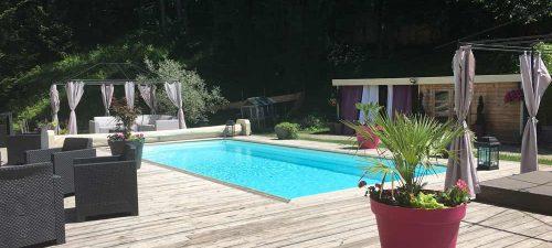 Constructeur de piscine coque moderne polyester ou - Renovation piscine coque polyester ...